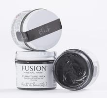 Load image into Gallery viewer, FUSION™ Mineral Paint Furniture Wax BLACK