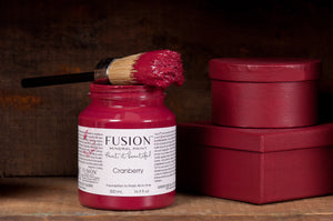 FUSION™ Mineral Paint - Cranberry