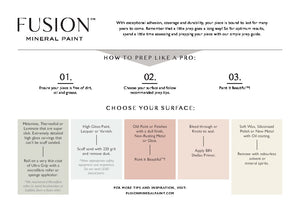 FUSION™ Mineral Paint - Picket Fence