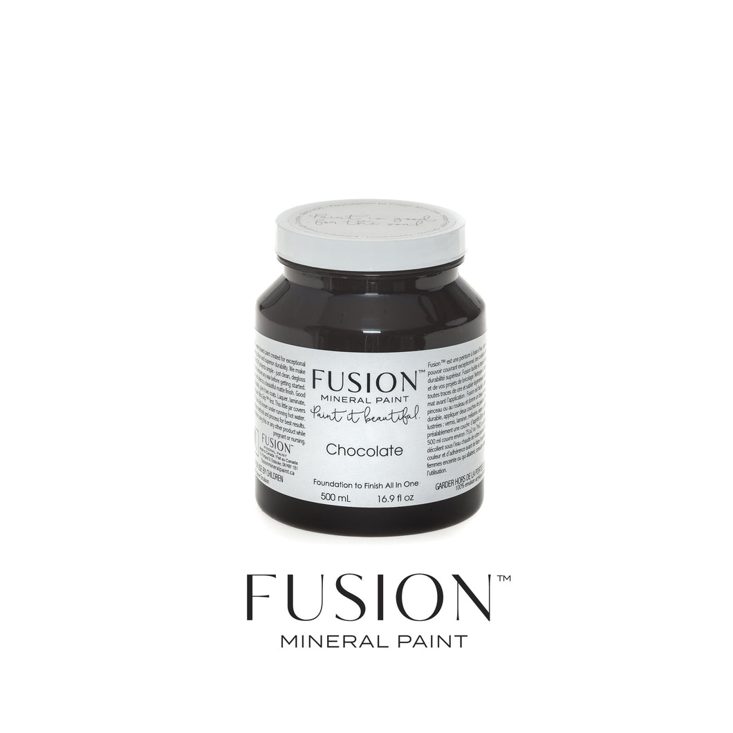 FUSION™ Mineral Paint - Chocolate
