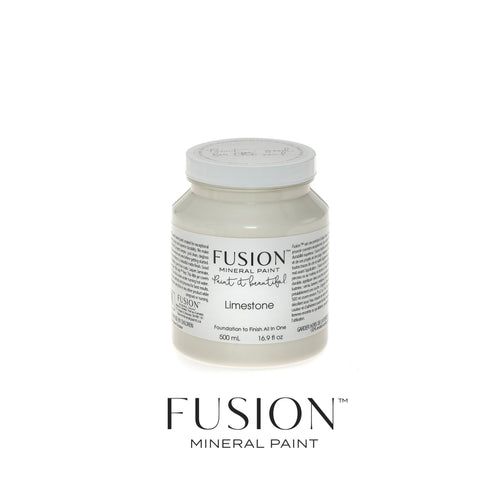 FUSION™ Mineral Paint - Limestone