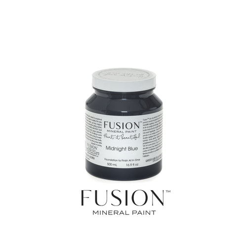 FUSION™ Mineral Paint - Midnight Blue