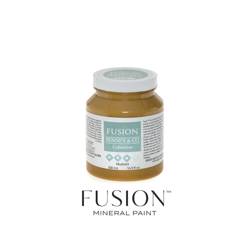 FUSION™ Mineral Paint - Mustard