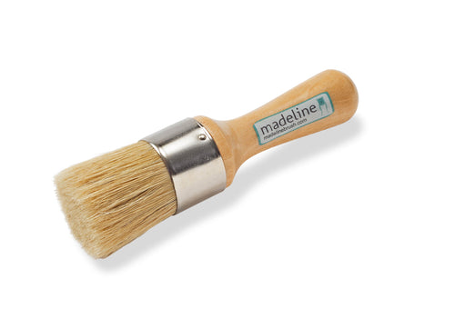 Madeline Wax Brush - Medium Flat
