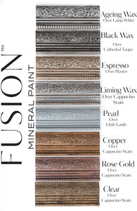 FUSION™ Mineral Paint Furniture Wax ESPRESSO
