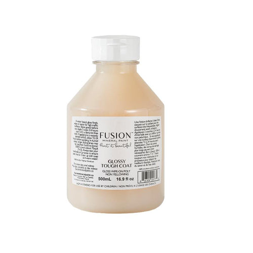 FUSION™ Tough Coat Glossy Wipe-on Poly