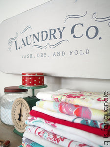 ReDesign Transfer - Laundry