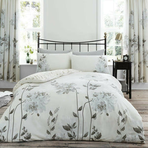 Clara Natural Duvet Cover Set