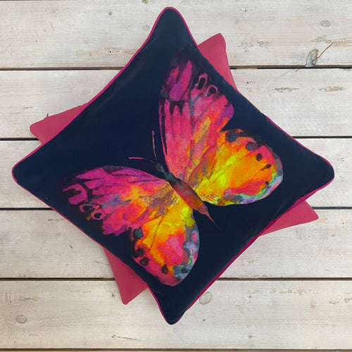 Butterfly Cushion Complete