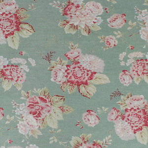 Martha Floral Fabric by the Metre