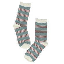 Load image into Gallery viewer, Candy Stripe / Dot Socks