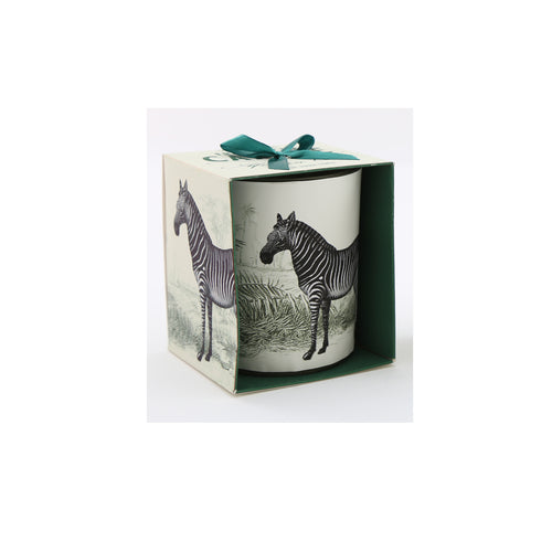 Tropical Safari Candle Pot Clove