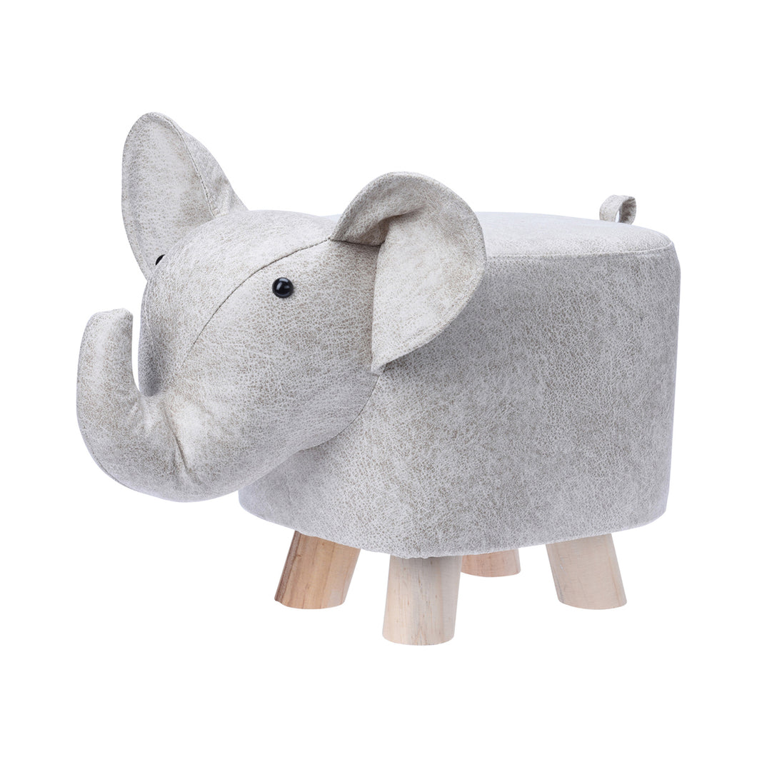 Elephant Stool Grey