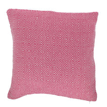 Load image into Gallery viewer, Diamond Cushion Complete Pink