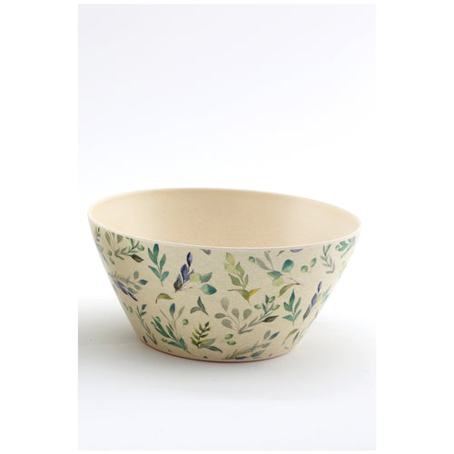 Olive Grove Bamboo Bowl - Small (B)