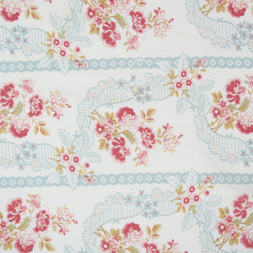 Martha Trellis Fabric by the Metre