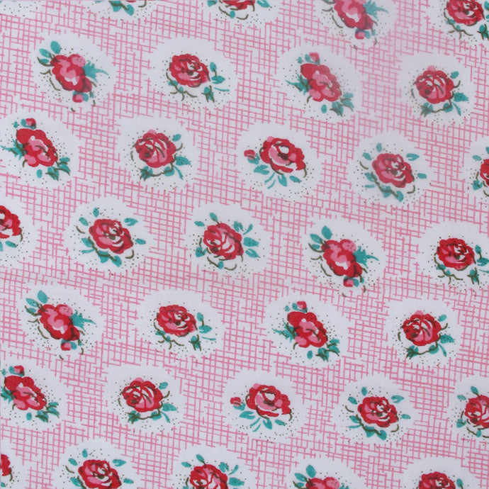 Hattie Ditsy Rose Fabric by the Metre
