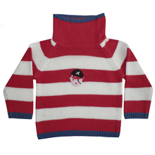 Load image into Gallery viewer, Pirate Crew Neck Jumper 6-12 Months
