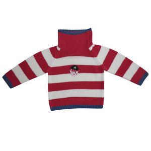 Pirate Crew Neck Jumper 6-12 Months