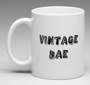 Vintage Bae Start Your Day Coffee Mug