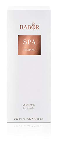 Babor Spa Shaping For Body Firming Shower Gel, 6.76  Oz