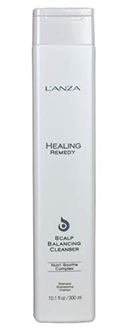 L'ANZA Healing Remedy Scalp Balancing Cleanser, 9 Fl Oz