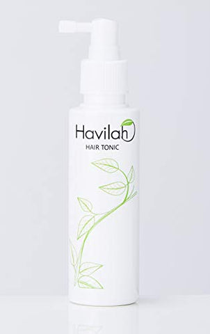 HAVILAH HAIR TONIC 100ML HAIR LOSS TREATMENT HAIR TREATMENT ROOT NUTRIENTS THINNING [GET FREE BEAUTY GIFT FOR YOU]