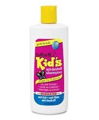 Sulfur8 Kids Medicated & Anti-Dandruff Shampoo & Conditioner For Kids (Duo Set)