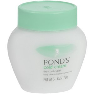 Pond's Cold Cream Cleanser 6.1 oz (Pack of 3)