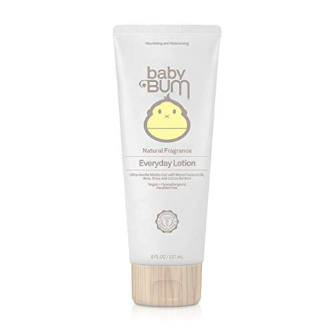 Baby Bum Everyday Lotion | Moisturizing Baby Body Lotion For Sensitive Skin With Shea And Cocoa Butt