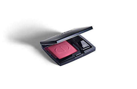 DIOR ROUGE BLUSH COUTURE COLOUR LONG-WEAR POWDER BLUSH # 962 POISON MATTE