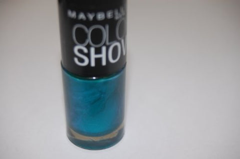 Maybelline Color Show Nail Polish # 930 Intense Teal