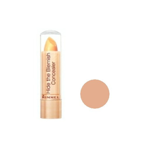 (3 Pack) RIMMEL LONDON Hide The Blemish Concealer - Soft Honey