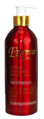 Extreme Glow strong lightening beauty milk 500 ml by Extreme Glow