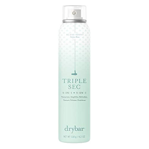 Drybar Triple Sec 3-in-1 Finishing Spray (Blanc Scent) 4.2 Ounces