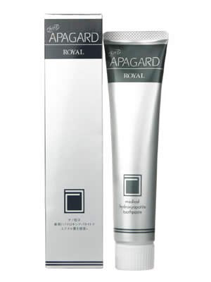 Apagard Tooth Polish Royal 135g toothpaste, Direct from Japan