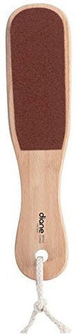 Diane European Foot File Wood - 2 pieces