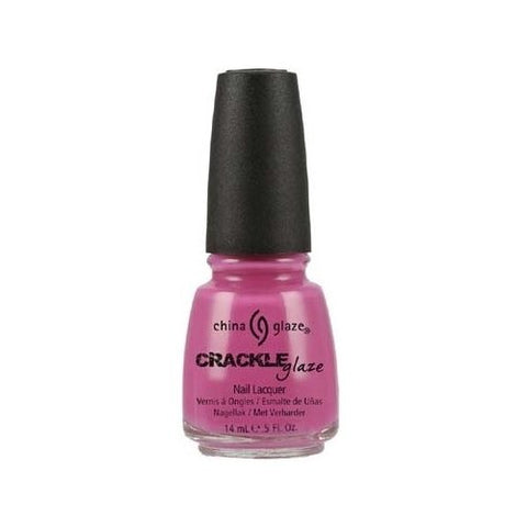 China Glaze Crackle Glaze Nail Lacquer 982 Broken Hearted 81055