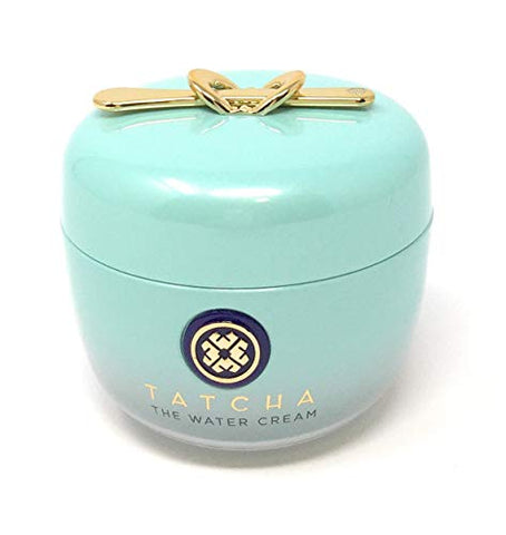 Tatcha The Water Cream: Oil Free, Optimal Hydration Moisturizer For Pure Poreless Skin   50 Ml | 1.7