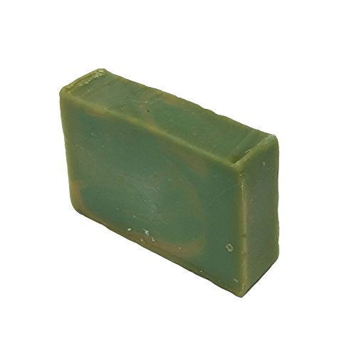 Suds Nâ? Scents Masculine Handcrafted Cold Pressed Soap 4.5 Ounce Bar, Set Of 4, Salty Mariner