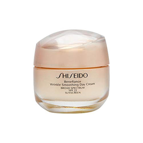Shiseido Benefiance Wrinkle Smoothing Day Cream SPF 23, 50ml, 1.8 Oz