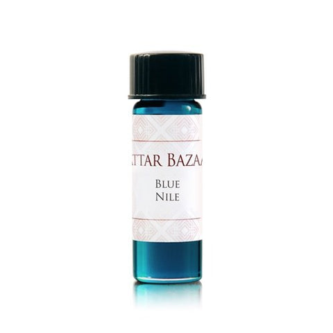 ATTAR BAZAAR FRAGRANCES Blue Nile, 0.125 Ounce