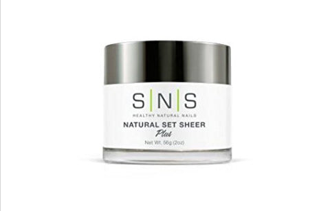 Sns Dipping Powder For Pink & White Systems (2 Oz, Natural Set)