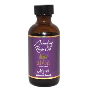 Anoint Oil-Myrrh In Gift Box-2oz