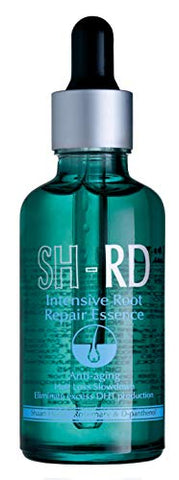 SH-RD Intensive Root Repair Essence (1.69oz/50ml) Anti-Aging exclusively for scalp, Hair Loss Slowdown, Eliminate excess DHT production
