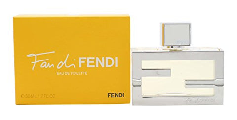 Fendi Fan Di Fendi Eau De Toilette Spray for Women, 1.7 Ounce
