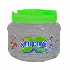 Wetline Xtreme Professional Extra Hold Wet Line Styling Gel, 15.72 Ounce