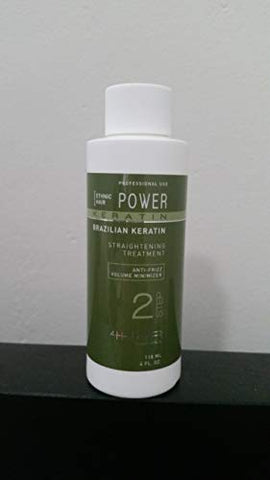 Keratin 4hair Power Straightening Treatment 118ml (4 Fl Oz)