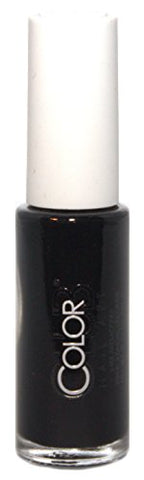 Color Club Art Club Nail Art Lacquer BLACK NA2