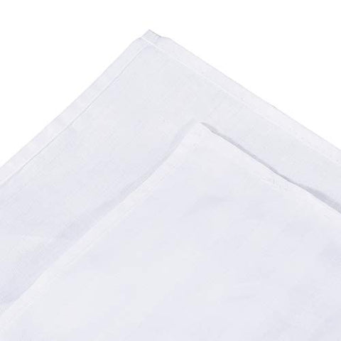 Bed Sheets Set, Soft Cotton Stripe Beauty Salon Sheet SPA Treatment Bed Cover with Face Breath Hole, Hypoallergenic, Wrinkle & Fade Resistant Bedding Sets(#1/White)